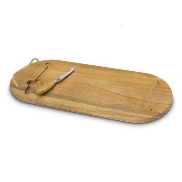 promotional cheese board