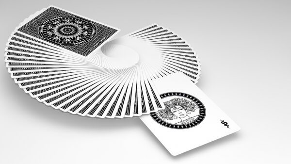 promotional deck of cards