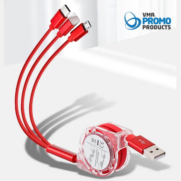 promotional phone chargers