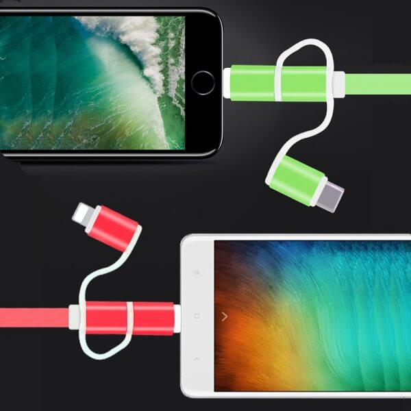 promotional USB phone charging cable