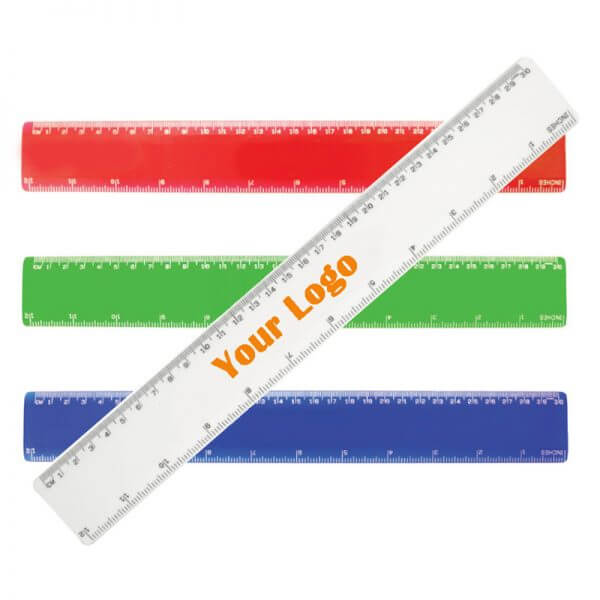 promotional rulers 30cm