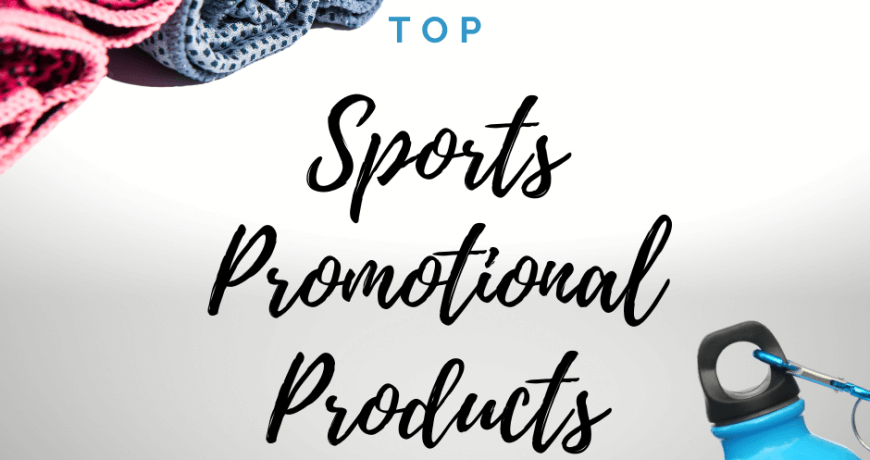 sports promotional products