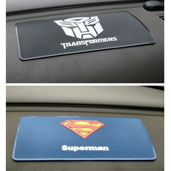 promotional car dash mats