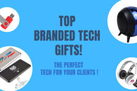 Branded Tech Gifts