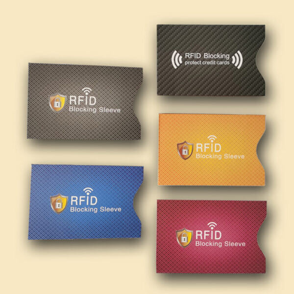 promotional card holders